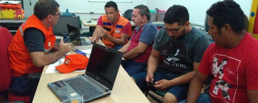 4ª Regional de Defesa Civil dá orientações para atuação da COMDEC do Município de Curuá