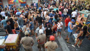 CBMPA garante segurança no carnaval na cidade velha