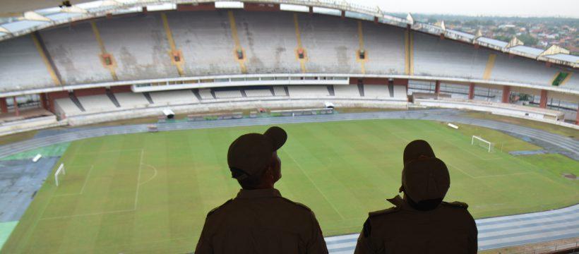 Corpo de Bombeiros faz nova vistoria no Mangueirão antes do RExPA