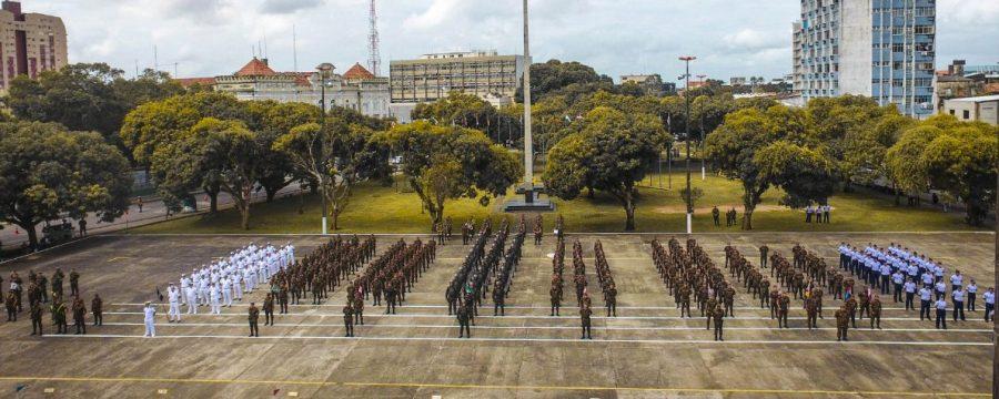 Comando Militar do Norte celebra 74 anos da tomada de Monte Castelo