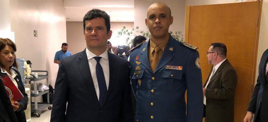 Reunião SENASP E CNCG em Brasília