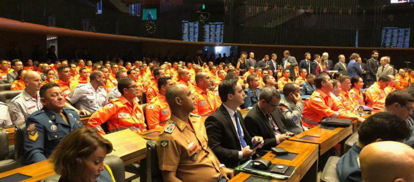 Homenagem aos Bombeiros Paraenses que atuaram no Resgate às Vítimas de Brumadinho-MG