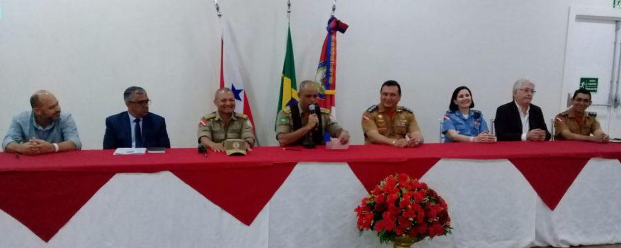 Corpo de Bombeiros realiza seminário sobre segurança contra incêndio e emergência.