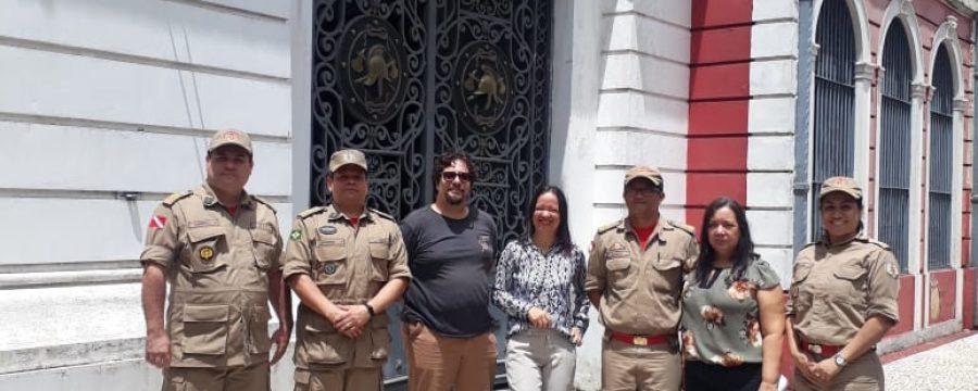 RESTAURAÇÃO DO ANTIGO COMANDO GERAL DO CBMPA