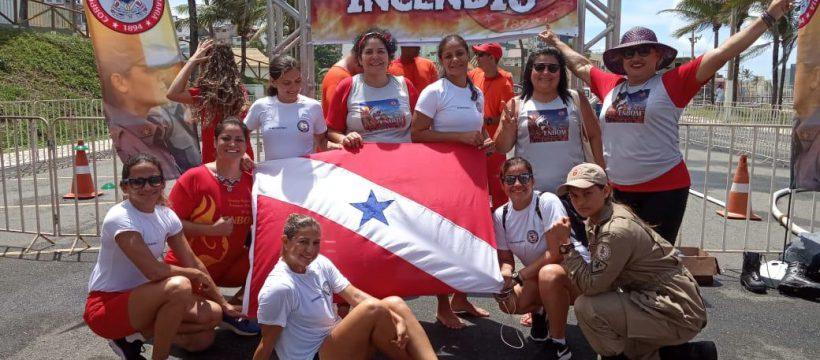 ENBOM: V Encontro Nacional de Bombeiras Militares do Brasil reúne cerca de 400 mulheres