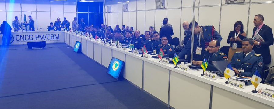 CBMPA PARTICIPA DA LAAD Defence & Security 2019