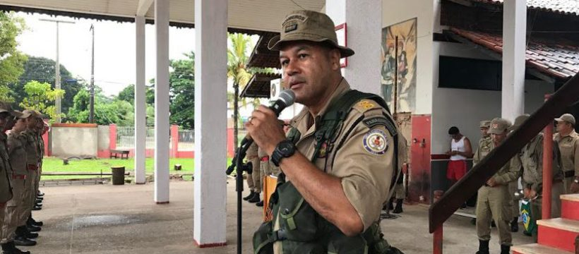 Solenidade marca 1º ano de Comando do Tenente-Coronel Tito à frente do 4º GBM