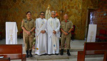 Igreja de Santo Expedito Recebe Visita de Imagem