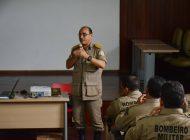 Reunião Administrativa com Oficiais Superiores e Comandantes de UBM