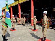 Passagem de Comando 1º Grupamento Bombeiro Militar