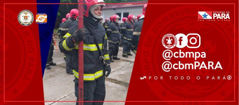 Estágio de Combate a incêndios Urbanos