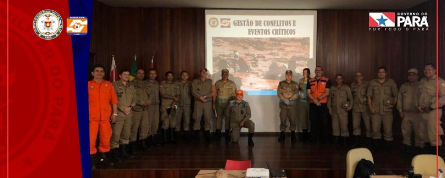 Estágio de Gestão de Conflitos e Eventos Críticos