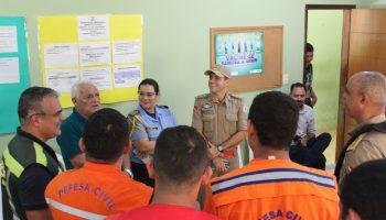 CBMPA desenvolve ações de Defesa Civil em Bragança/PA