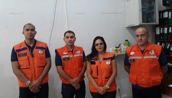 NOVO REPARTIMENTO RECEBE AUXÍLIO DA DEFESA CIVIL ESTADUAL PARA RECONHECIMENTO DE SITUAÇÃO DE EMERGÊNCIA