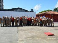 1º Grupamento Bombeiro Militar completa 46 anos