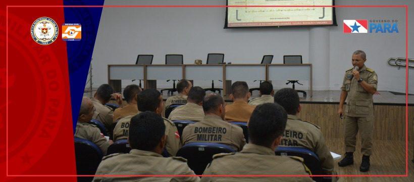Operação Verão 2019: reunião do Comando Operacional