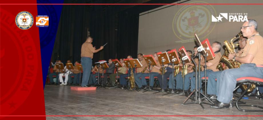 Concerto da Banda Sinfônica do Corpo de Bombeiros Militar do Pará 2019