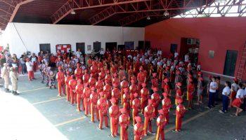 Programa Escola da Vida realiza campanha educativa