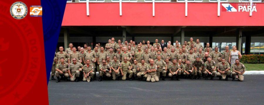 Formatura do curso de adaptação de Sargentos da turma C e D