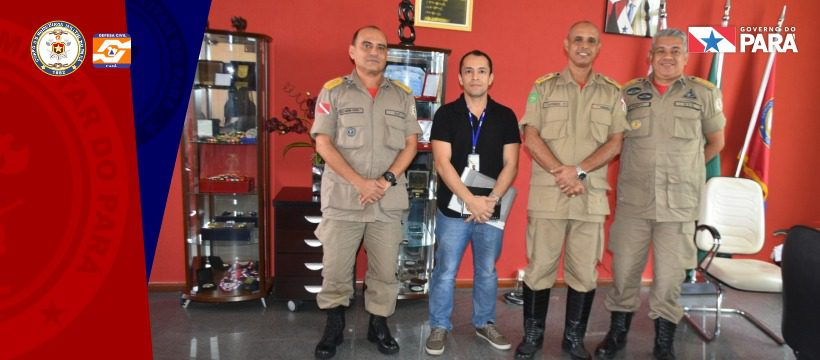 Corpo de Bombeiros firma parceria com o curso de medicina da UFPA