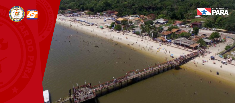 Operação Verão 2019: Barcarena recebe prevenção do Corpo de Bombeiros