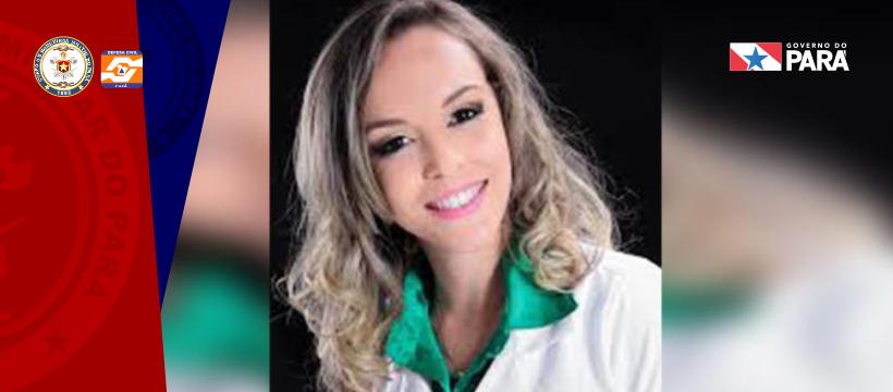 CBMPA AJUDA: Jovem precisa de doação de sangue para lutar contra o câncer