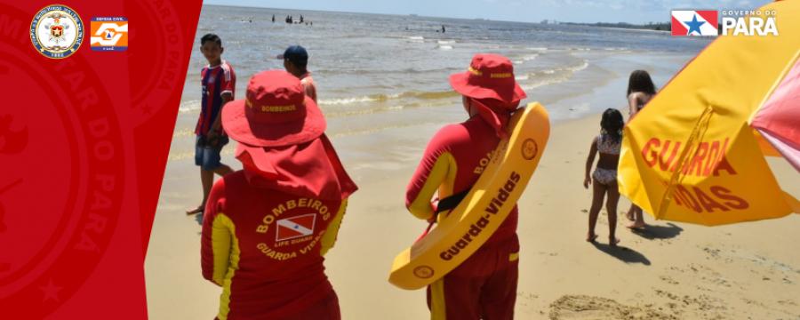 Operação Verão 2019: Bombeiros fazem prevenção em Abaetetuba