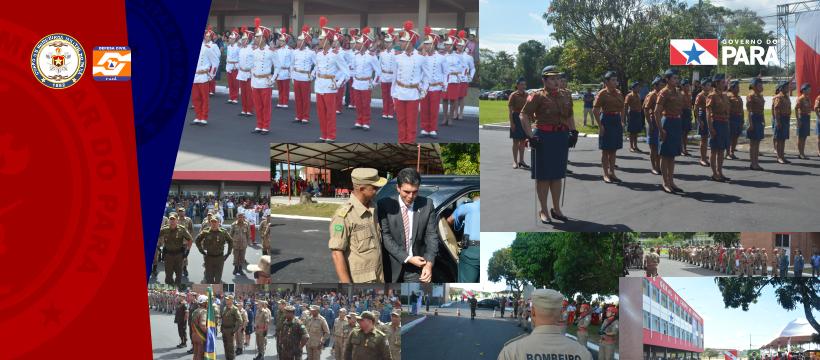 Homenagem ao Dia Nacional do Soldado