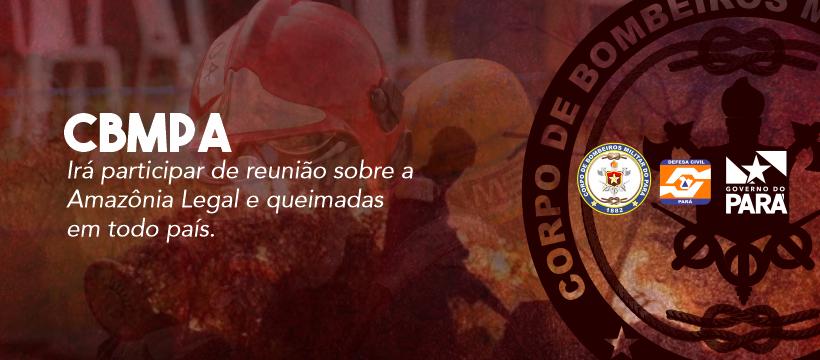 Reunião sobre queimadas em todo o Brasil