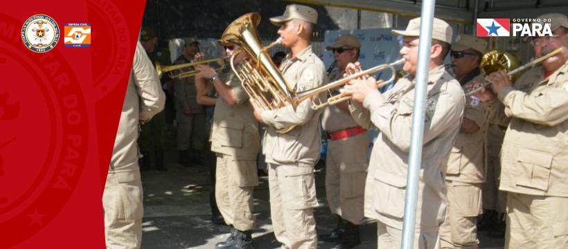 """Corpo de Bombeiros participa da ação """"Territórios Pela Paz"""" no bairro do Bengui"""