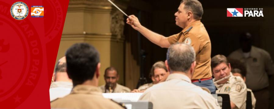 Corpo de Bombeiros participa de Seminário Musical no Rio de Janeiro