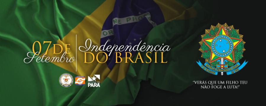 Brasil comemora 197 anos de Independência