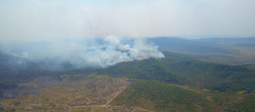 Operação Fênix: São Félix do Xingu concentra pontos de incêndios