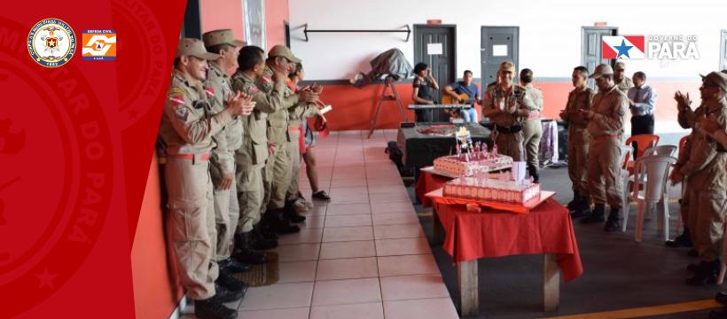 QUARTEL DO CORPO DE BOMBEIROS MILITAR DE SANTA ISABEL, COMPLETA 11 ANOS