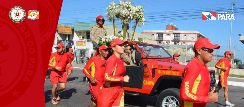 Círio do Corpo de Bombeiros Militar do Pará 2019