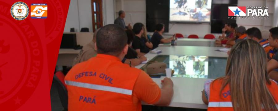 Reunião define estratégias para a possível aproximação de manchas de óleo no litoral paraense