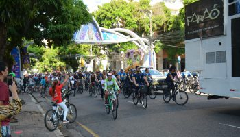 Terpaz no Guamá e Ciclo Romaria