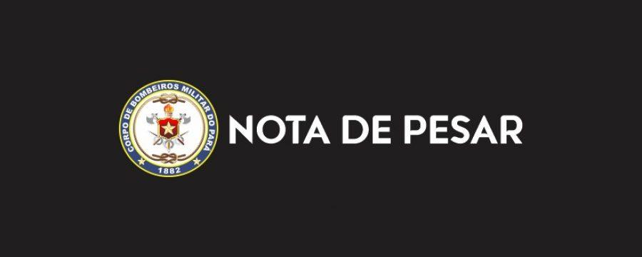 Corpo de Bombeiros manifesta pesa por militar de Paragominas