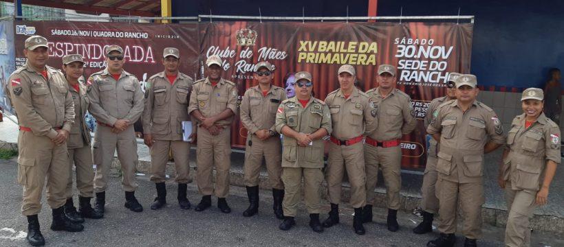 TERPAZ: CORPO DE BOMBEIROS REALIZA ORIENTAÇÕES DE PREVENÇÃO EM TRÊS BAIRROs de belém