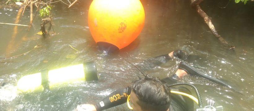 corpo de bombeiros realiza resgate no município de peixe boi