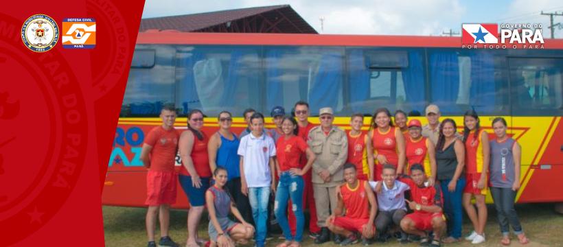 Programa Escola da Vida é selecionado para participar do 6º Campeonato Paraense de Bandas e Fanfarras