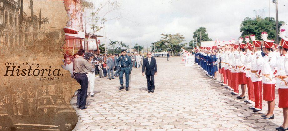 Solenidade no Instituto de Ensino de Segurança do Pará ( IESP)