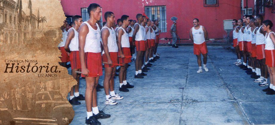 Quadra de esporte do Comando Geral