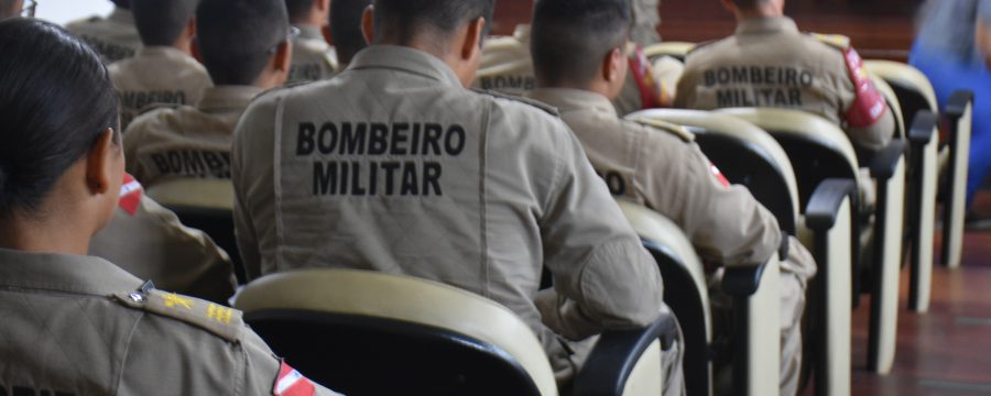 Corpo de Bombeiros realiza ciclo de palestras alusivo ao Novembro Azul