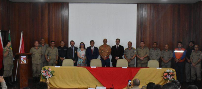 Estado Maior Geral do Corpo de Bombeiros Militar do Pará realiza 1º Seminário Correicional