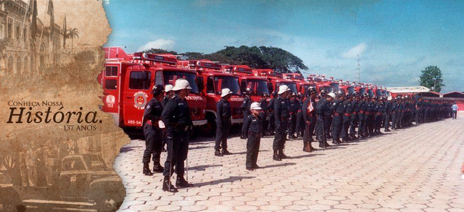 Primeiro Grupamento de Incêndio (1º GI)