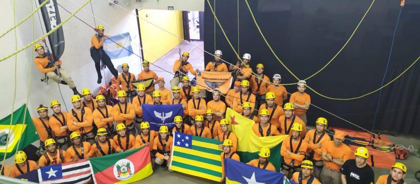 Bombeiro Militar participa de curso de qualificação no estado de Goiás