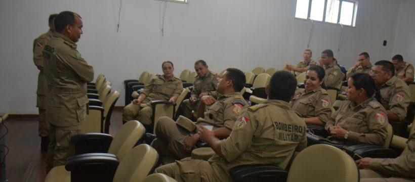 COMANDO GERAL ACERTA ÚLTIMOS DETALHES PARA CERIMÔNIA DO DIA DO BOMBEIRO PARAENSE
