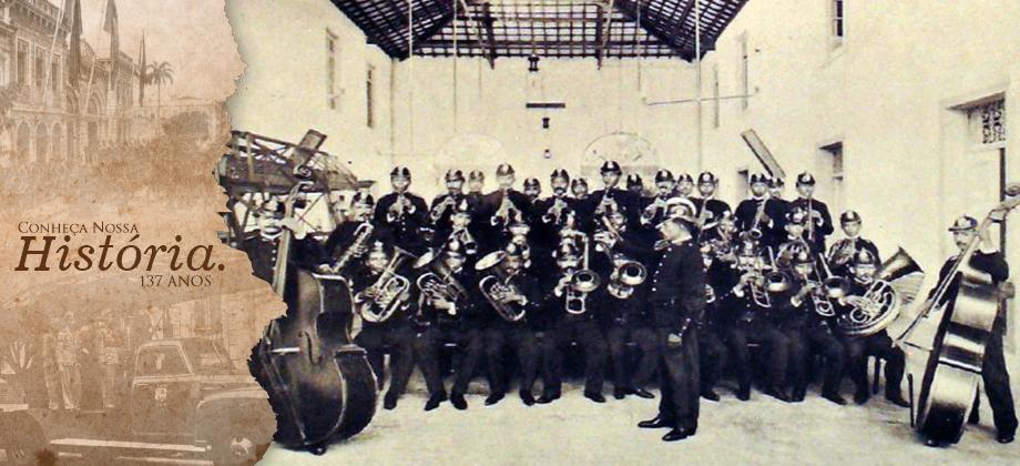 Banda de Musica do Corpo de Bombeiros Municipal