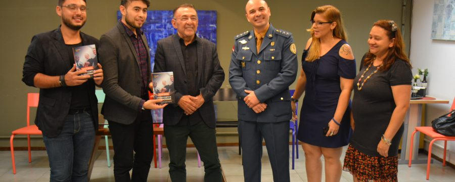 Bombeiro Militar lança livro em Belém